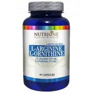 L-Arginina y L-Ornitina