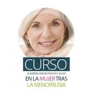 CURSO DE ALIMENTACIÓN, NUTRICIÓN Y SALUD EN LA MUJER TRAS LA MENOPAUSIA