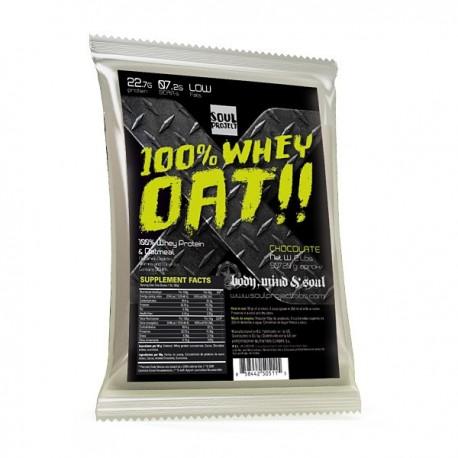 100% Whey Oat!! 2 Lbs